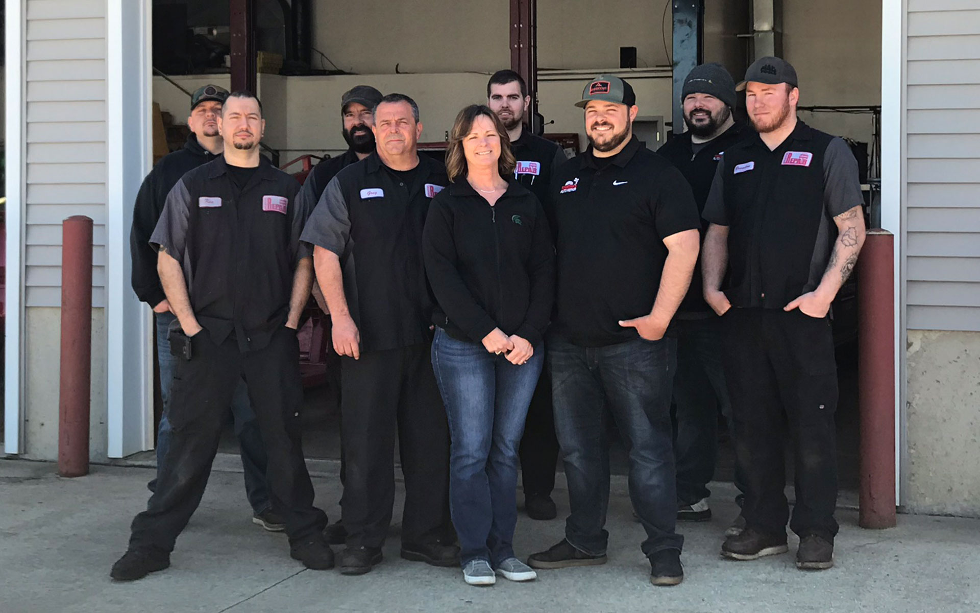 righters auto repair team