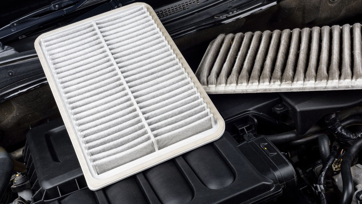 Swap Out My Air Filter